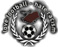 LOVE FOOTBALL - HATE RACISM